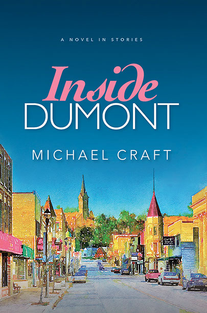"""Inside Dumont"" book cover"
