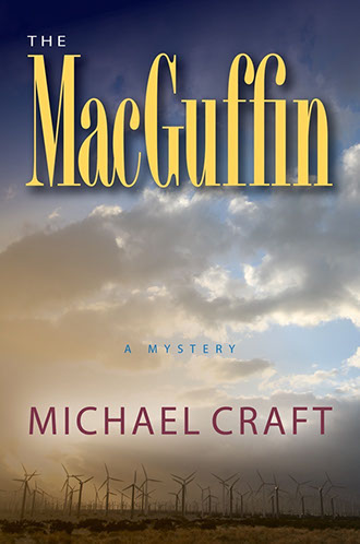 """The MacGuffin"" book cover"